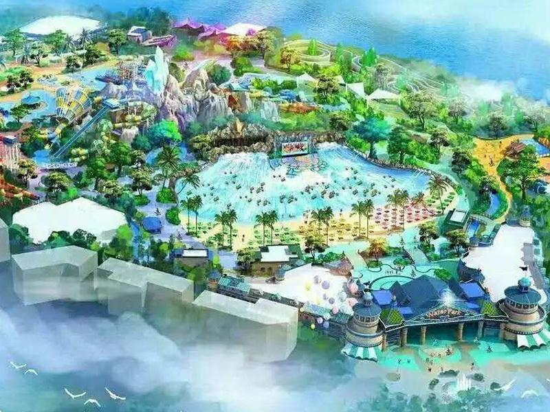 Guangxi Yulin Kela Bay Water Park