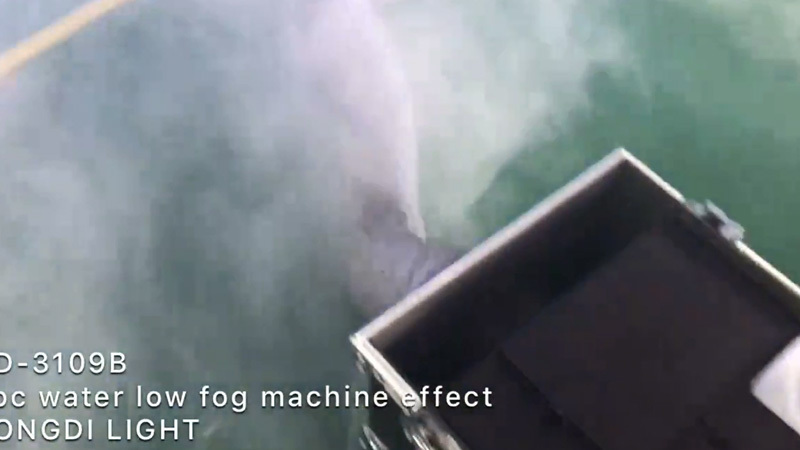 3000W water low fog machine workshop LD-3109B