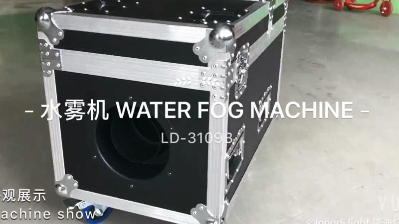 3000W water low fog machine show LD-3109B