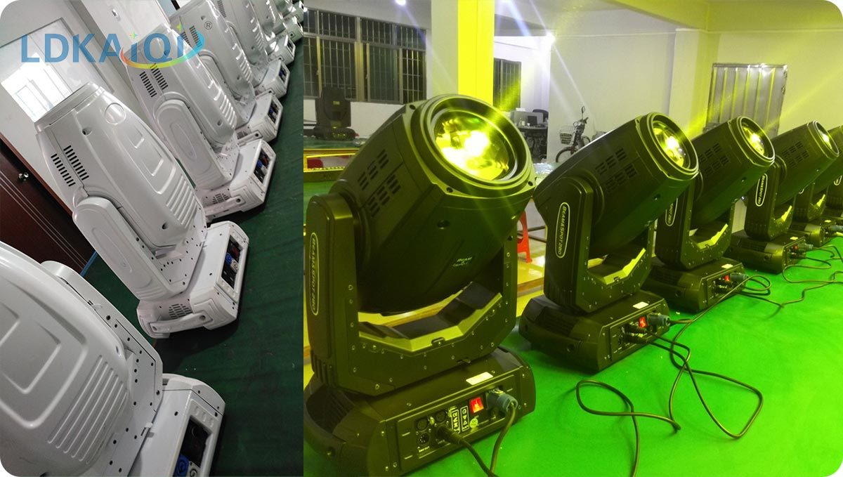 Wholesale wash moving head adjustable LONGDI Brand