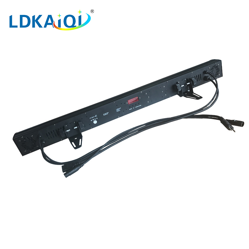 LED wall washer light 18X10W RGBW 4in1