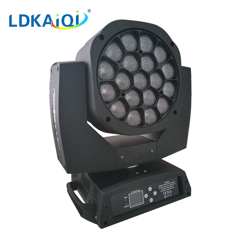 Moving head light 19X15W BEE-EYE