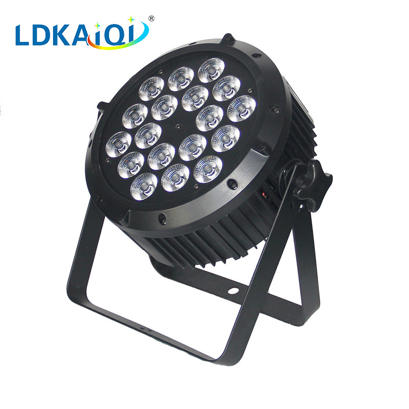 LED slim par light 18X10W 4in1/5in1/6in1