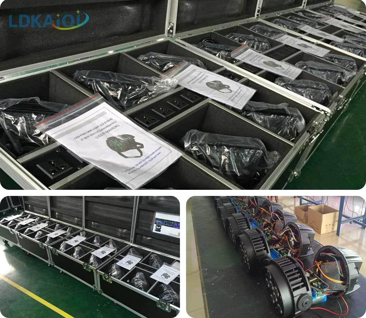 Wholesale led par par lights LONGDI Brand