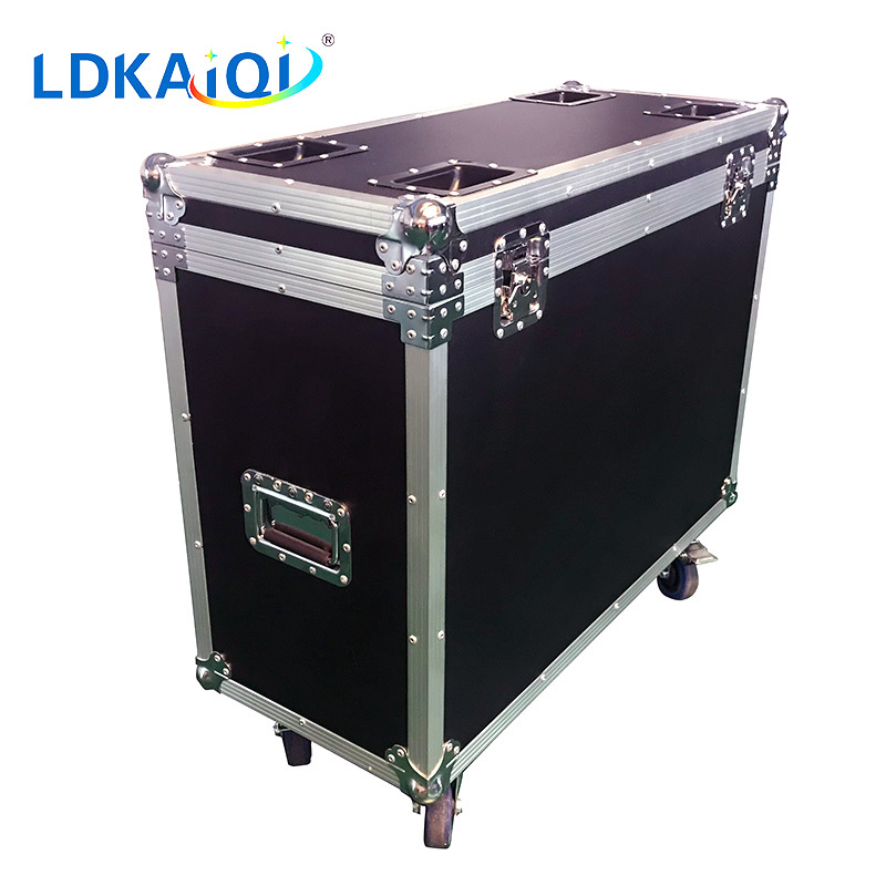 Flight case for LD-2136-10R
