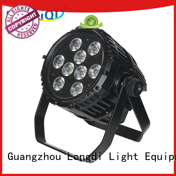 outdoor led par can light light LONGDI company