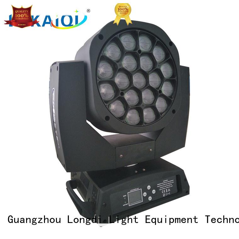 LONGDI Brand zoom light moving head wash spot beam head factory