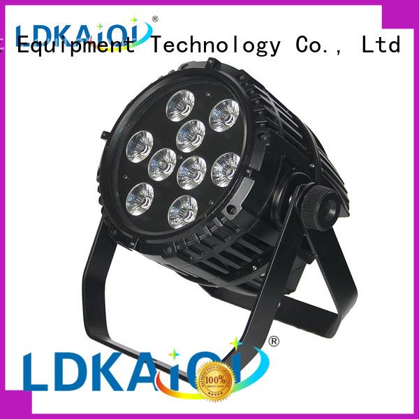 led battery moving OEM par lights LONGDI