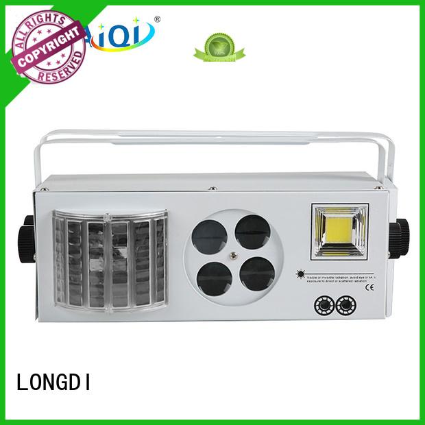 LONGDI Brand led strobe cob projector gobo projector