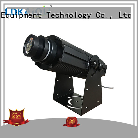 LONGDI Brand led cob gobo projector manufacture