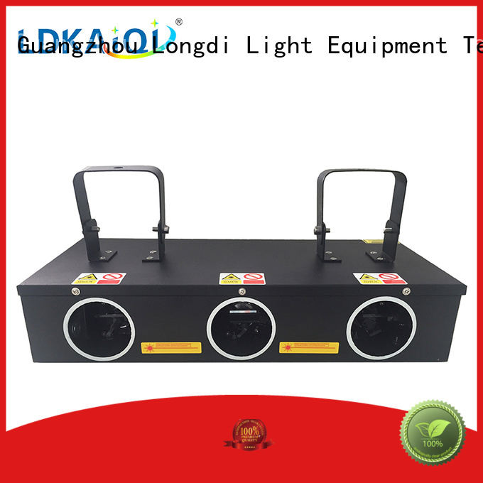 LONGDI Brand pumped light laser projector green