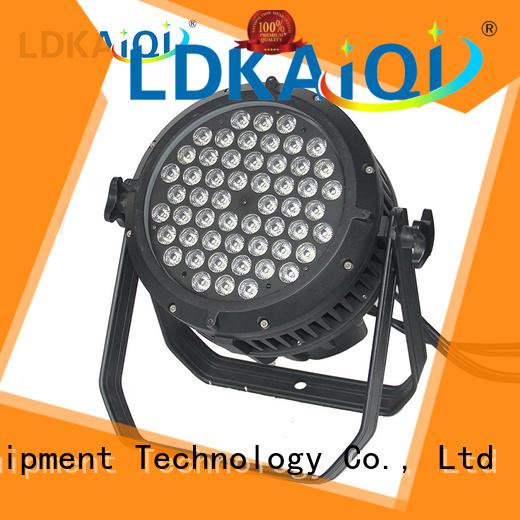 led head par LONGDI Brand led par can light factory