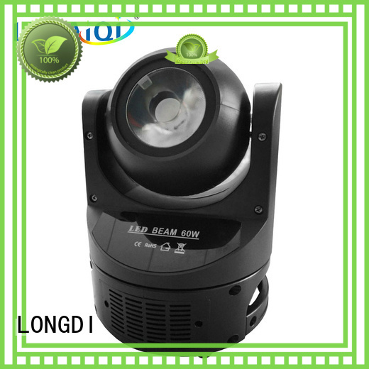 LONGDI Brand black light led beam moving head manufacture