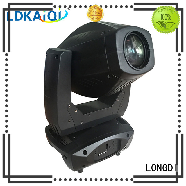 LONGDI Brand moving led moving head beam spot wash stage factory