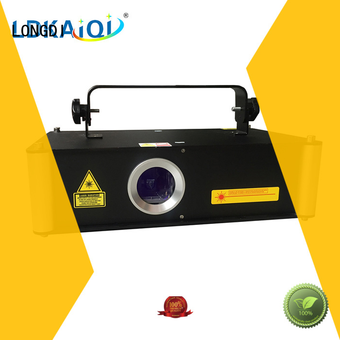 blue solid state laser projector LONGDI manufacture